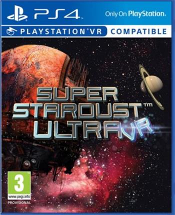 Super Stardust Ultra PS4 VR - PS719857754