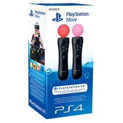 Sony PlayStation Move Twin Pack pro PS4/PS3 - PS719882756