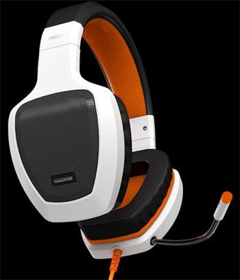 Gaming headset OZONE RAGE Z50 White - OZRAGEZ50W