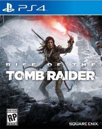 Rise of the Tomb Raider PS4 - 5021290075528