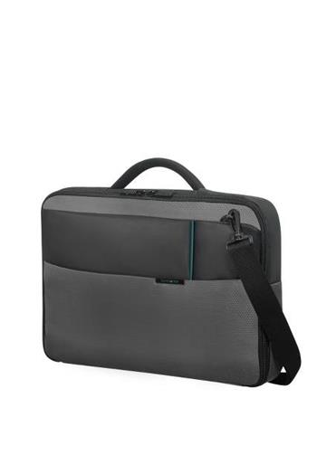 SAMSONITE QIBYTE Case 15,6' one handle, anthracite - 16N-09-007