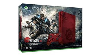 Microsoft Xbox One S 2TB Gears of War Limited Edition - 23N-00008