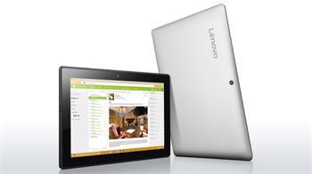 """Lenovo Tablet MiiX 310/ x5-Z8350/ 2GB/ 64GB/ 10,1""""HD multitouch/ KBRD DOCK/ WIN10 stříbrná - 80SG002ACK"""