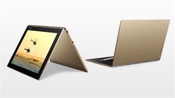 "Lenovo YOGA BOOK/ x5-Z8550/ 4GB/ 64GB/ 10,1"" FHD multitouch/ LTE/ Android 6/ zlatá - ZA0W0056CZ"