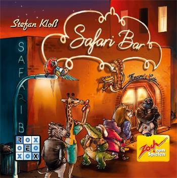 Rexhry - Safari Bar - 50591