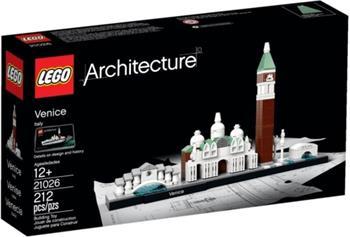 LEGO Architecture - Benátky 21026 - 21026