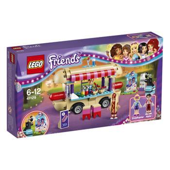 LEGO Friends - Dodávka s párky v rohlíku v zábavním parku 41129 - 41129