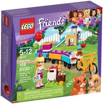 LEGO Friends - Vlak na oslavy 41111 - 41111