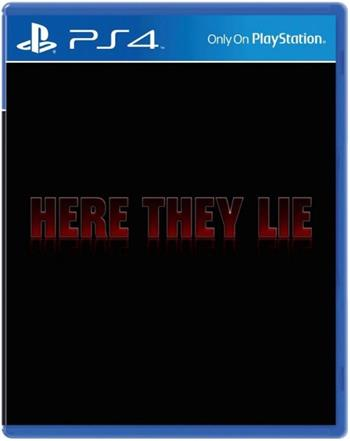 Here They Lie PS4 VR - PS719872252