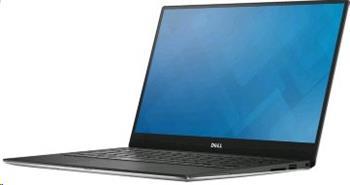 """DELL XPS 13/ ii7-7500U/ 16GB/ 512SSD/ 13.3""""/ W10 Pro stříbrný - 9360-5747"""