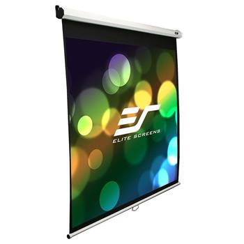 "ELITE SCREENS plátno roleta 100"" (254 cm)/ 4:3/ 152,4 x 203,2 cm/ Gain 1,1/ case bílý - M100NWV1"