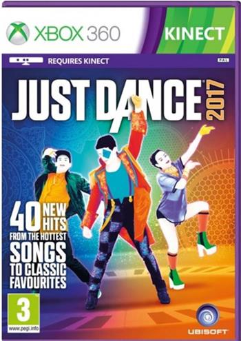 Just Dance 2017 (xbox360) - 3307215967713