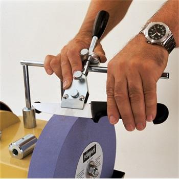 Scheppach jig 60 - přípravek na broušení nožů - JIG 60