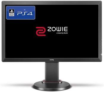 ZOWIE by BenQ RL2460/ TN LED/ 1920x1080/ 12M:1/ 1ms/ VGA,DVI,2xHDMI - 9H.LF3LB.QBE