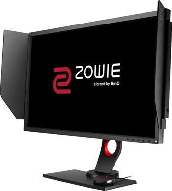 ZOWIE by BenQ XL2735/ TN LED/ 2560x1440/ 12M:1/ 1ms/ VGA,DVI,2xHDMI - 9H.LFHLB.QBE