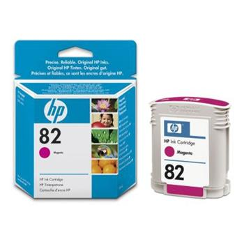 HP No. 82 Magenta Ink Cartridge (69 ml) for HP DSJ 500, 800 - C4912A