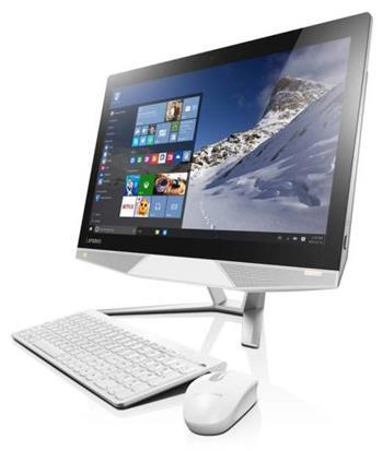 "Lenovo AIO 700/ i5-6400/ 8GB/ 1TB+128/ 24""UHD/ NV/ W10 bílá - F0BE00FPCK"