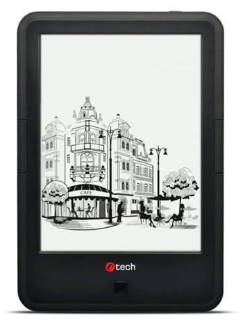 C-TECH Lexis (EBR-61), dual core, Android 4.2, dotyková HD obrazovka s podsvícením, Wi-Fi, 8GB, černý - EBR-61