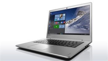 """Lenovo IdeaPad 510S-14IKB/ i5-7200U/ 8GB/ SSD 256GB/ 14""""FHD/ WIN10/ stříbrná - 80UV0018CK"""