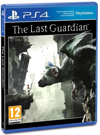 The Last Guardian PS4 - PS719839156