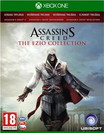 Assassin's Creed The Ezio Collection XONE - 3307215977606