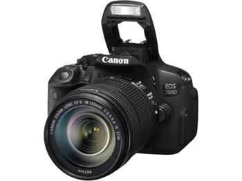 Canon EOS 700D + 18-135 IS STM - 8596B039 PO