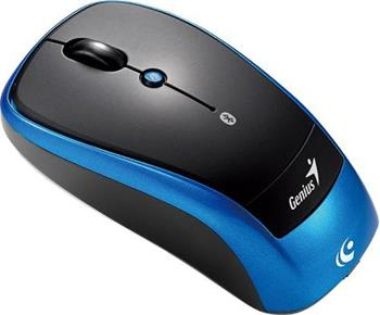 Myš Genius Traveler 9005BT, bluetooth , bezdrátová , černomodrá - 31030022100