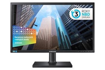"SAMSUNG LCD 23,6"" S24E450B, LED , Full HD, 5ms ,DVI, Pivot - LS24E45KBSV/EN"