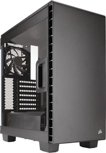 Corsair case Carbide Series Clear 400c Atx, Micro Atx, Mini Itx - CC-9011081-WW