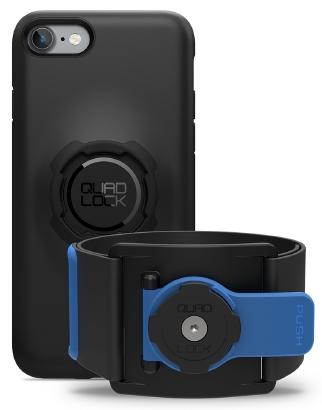 Sportovní držák na ruku Quad Lock Run Kit - iPhone 7 - QLK-ARM-IP7