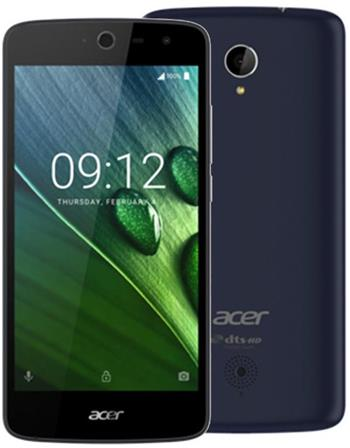 "Acer Liquid Zest /5""/MT6735P/16GB/3G/IPS/LTE/Android black - HM.HUSEU.001"