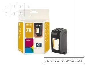 HP C6578D barevná náplň č.78, DeskJet 9x0,3820,612x - C6578DE
