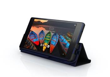 Lenovo TAB3 7 E Folio Case and Film - Black - ZG38C00959