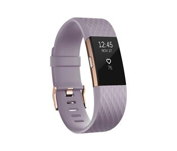 Fitbit Charge 2 Lavender Rose Gold - Small - FB407RGLVS-EU