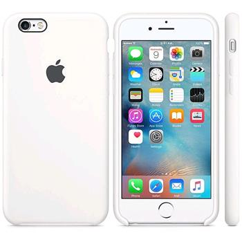 Phone 6S Silicone Case White - MKY12ZM/A