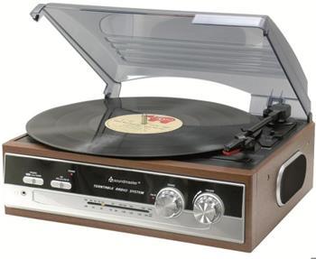 Soundmaster PL-186H gramofon - PL186H