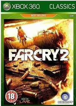 Far Cry 2 Classics (XBox360) - 3307212278799