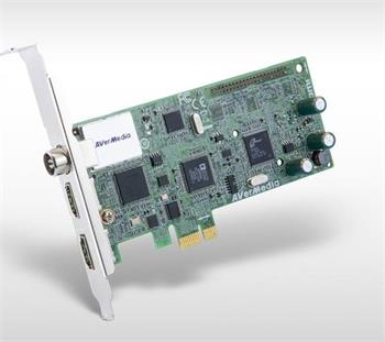 AVer Tuner Hybrid Capture HD H727, PCI-E - 61H727HBF0AW