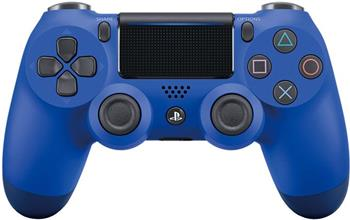 PS4 - DualShock 4 Controller Blue v2 - PS719893950