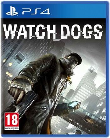 Watch dogs PS4 - 3307215732984