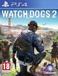 Watch Dogs 2 PS4 - 3307215966709