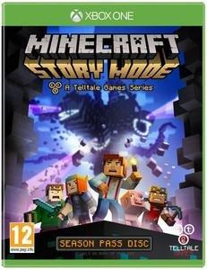 Minecraft: Story Mode XONE - 5060146462457