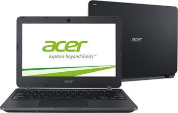 "Acer TravelMate B117 11.6""/ N3160/ 4GB/ 32GB/ BT/ W10 černý - NX.VCHEC.001"