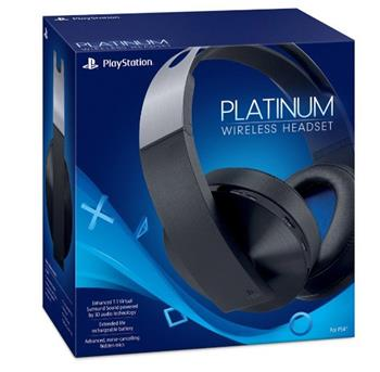 SONY PS4 Platinum Wireless Headset - PS719812753