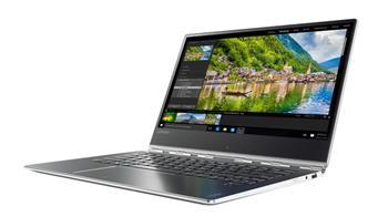 "Lenovo YOGA 910-13IKB/ i5-7200U/ 8GB/ SSD 256GB/ 13,9"" 4K multitouch/ WIN10 šedá - 80VF001RCK"