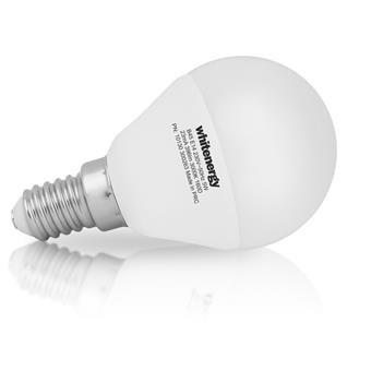 Whitenergy LED žárovka SMD2835 B45 E14 5W bílá mléčná - 10130
