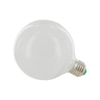 WE LED žárovka SMD2835 G95 E27 10W bílá mléčná - 09833