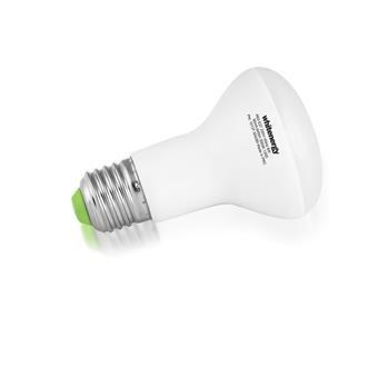 WE LED žárovka SMD2835 R63 E27 8W bílá mléčná - 10137