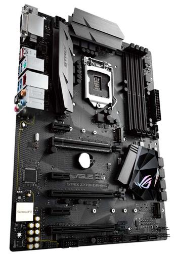 ASUS STRIX Z270H GAMING, Intel Z270, 1151, ATX - 90MB0SS0-M0EAY0