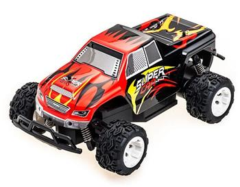 RCBUY - auto na DO Rock Racer Buggy Red (L343) - L343